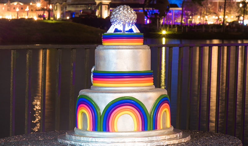 How To Order A Cake At Walt Disney World